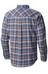 Columbia Flare Gun overhemd en blouse lange mouwen Heren blauw/bont
